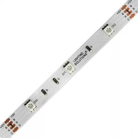 SMD 5050 30L/m 7,2W 120° IP20 DC 12V RGB