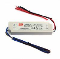 MW LPV-35-24 IP67 148x40x30 mm 24V DC