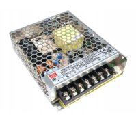 MW LRS-100-12 IP20 129x97x30 mm 12V DC