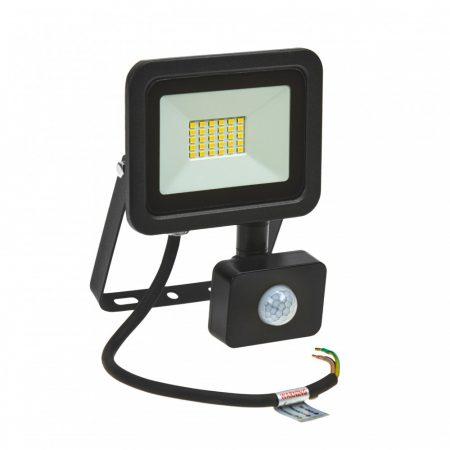 NOCTIS LUX 2 SMD 230V 20W IP44 CW fekete mozgásérzékelős