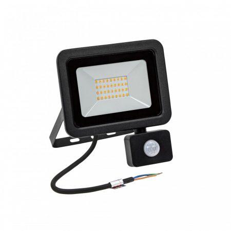 NOCTIS LUX 2 SMD 230V 30W IP44 WW fekete mozgásérzékelős