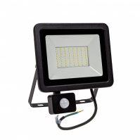 NOCTIS LUX 2 SMD 230V 50W IP44 WW fekete mozgásérzékelős