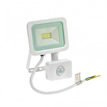 NOCTIS LUX 2 SMD 230V 10W IP44 CW fehér mozgásérzékelős