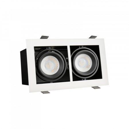 MODERN DAY GU10 IP20 93X180mm / max 2x10W