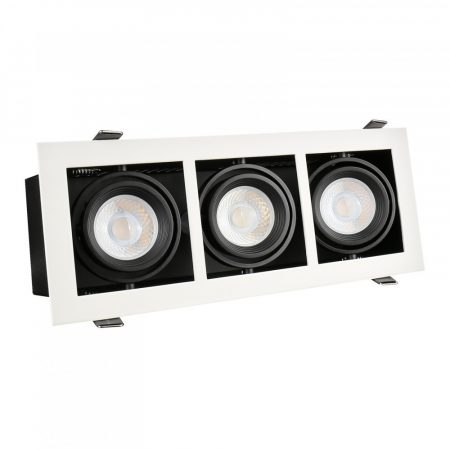MODERN DAY GU10 IP20 93X275mm / max 3x10W
