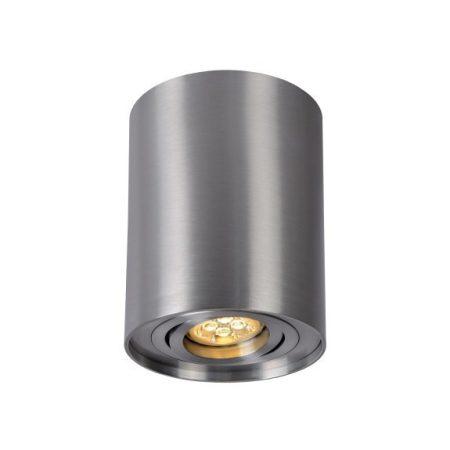 CHLOE GU10 IP20 kerek ezüst állítható