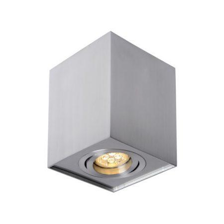CHLOE GU10 IP20 négyszögletes ezüst állítható