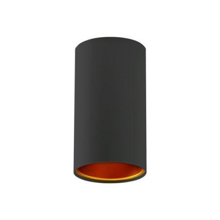 CHLOE GU10 IP20 fekete/arany