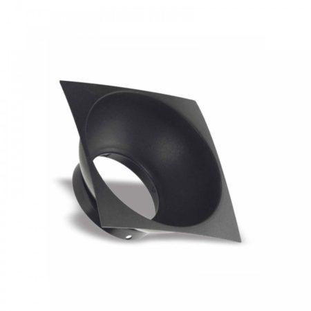CHLOE ELEMENTO GU10 négyszögletes fekete betét