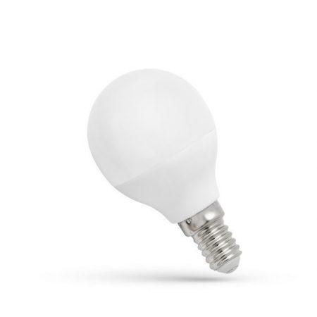 LED Kisgömb E14 230V 4W CW