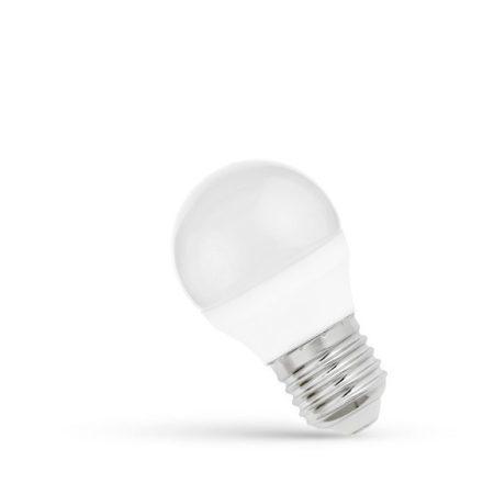 LED Kisgömb E27 230V 4W CW