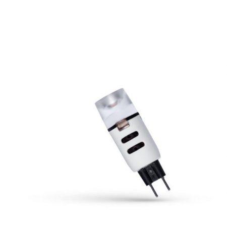 LED G4 kapszula MINI 12V 1,5W CW 10x23mm