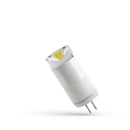 LED G4 kerámia kapszula 12V 2W CW 16,5x42mm