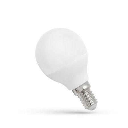 LED Kisgömb E14 230V 6W NW