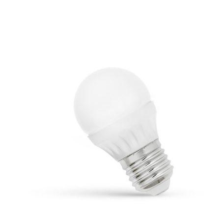 LED Kisgömb E27 230V 6W NW