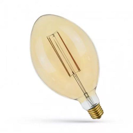 LED BIG OVAL E40 230V 6W WW RETRO
