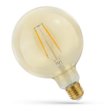 LED GLOB G125 E27 230V 2W COG WW RETRO