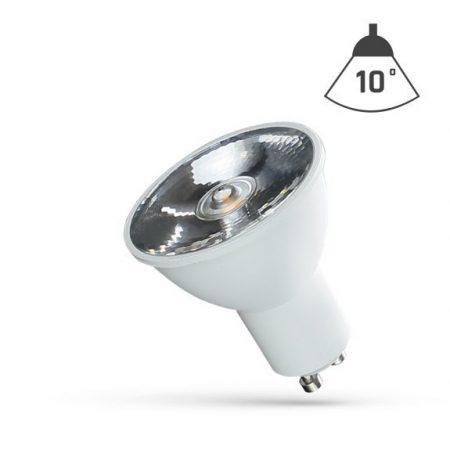 LED GU10 230V 6W SMD 10° WW