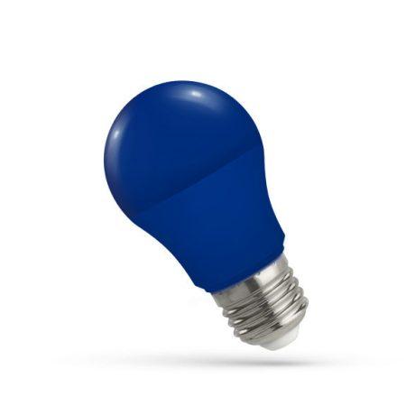 LED GLS E27 230V 5W KÉK