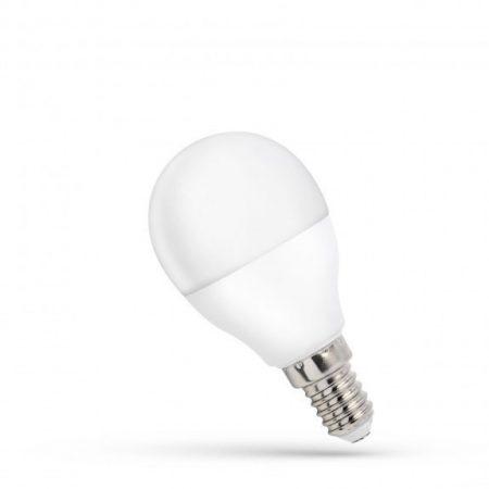 LED Kisgömb E14 230V 8W WW