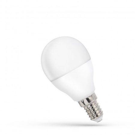 LED Kisgömb E14 230V 8W NW