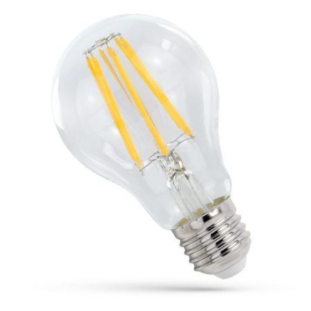 LED GLS E27 230V 9W COG NW üveg