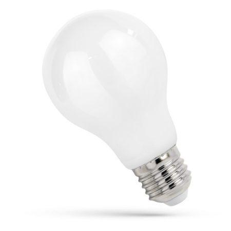 LED GLS E27 230V 9W COG NW fehér