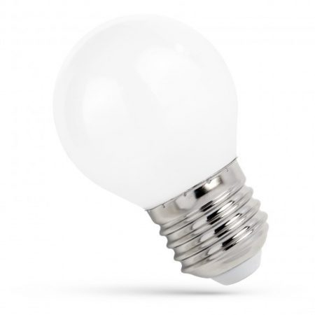 LED Kisgömb E27 230V 6WCOG WW fehér