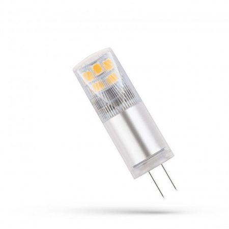 LED G4 12V 2,5W CW 5év garancia