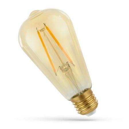 LED ST58 E27 230V 5W COG WW Retroshine Spectrum