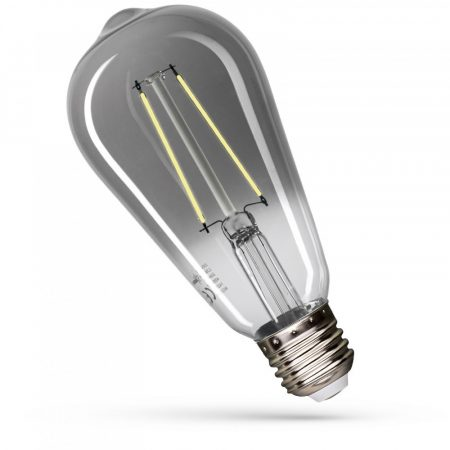 LED ST65 E27 2,5W COG NW Modernshine