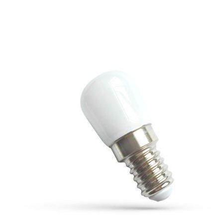 LED hűtőizző E14 2W 230V CW